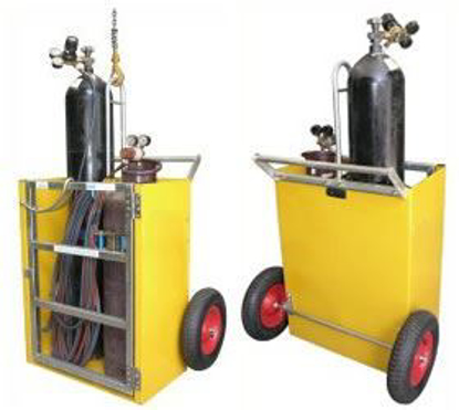 Picture of Gas Cylinder Trolley 250Kg SWL