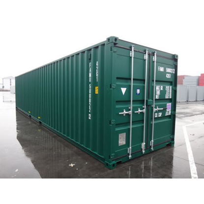 Picture of 40' Standard Container